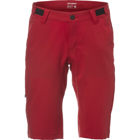 Giro Arc Korte Broek Heren, dark red